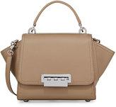 Zac Posen Eartha Iconic Mini Leather Satchel Bag
