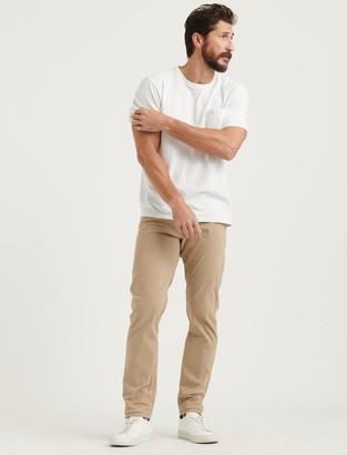Lucky Brand 110 Slim Sateen Stretch Jean