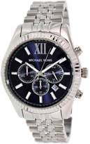 Michael Kors Men's MK8280 Lexington Stainless Steel Watch, 45mm