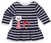Florence Eiseman Toddler's & Little Girl's Cotton Knit Long Sleeves Dress