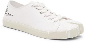 Maison Margiela Vandal Tabi Low-Top Sneakers