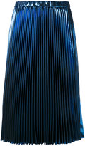 No.21 pleated skirt - women - Polyester/Polyurethane - 42