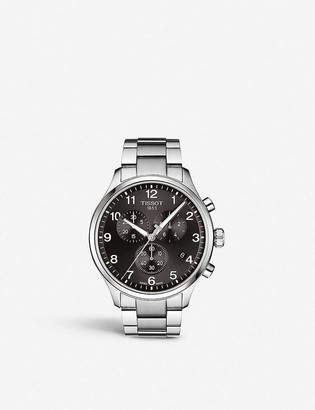 Tissot T1166171105701 Chrono XL Classic stainless steel watch