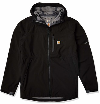 Carhartt Men's Force Hooded Jacket