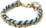 DEAL OF THE DAY - Mutrah Designed Jewelry - SLANG - Wintermint - Turquoise Dark Blue Designer Bracelet - DAILY DEALS