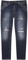 Nudie Jeans Brute Knut Slim-leg Jeans