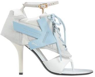 OFF-WHITE Toe strap sandal