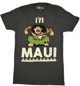 Disney Moana I'm Maui T-shirt (XXXL, )