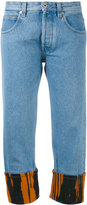 Loewe see u later jeans - women - Cotton - 38