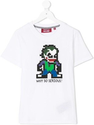 Mostly Heard Rarely Seen 8-Bit AGENT OF CHAOS T-shirt