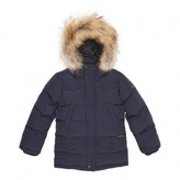 Finger In The Nose Snowmoose Fur Down Jacket