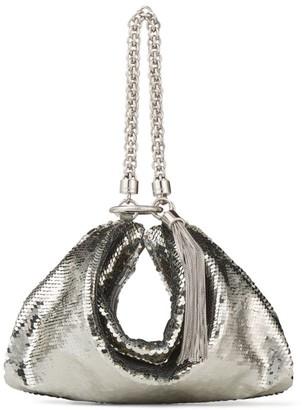 Jimmy Choo Sequin Callie Clutch Bag