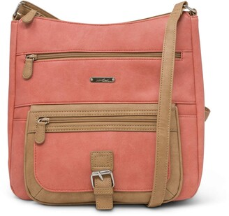 MultiSac Flare Womens Crossbody Bag Shoulder Purse