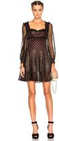 Alexander McQueen Mini Empire Dress