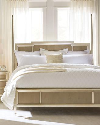 Caracole Jasmine California King Post Bed