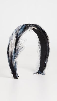 Gigi Burris Millinery Plumage Feather Headband