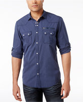 INC International Concepts Men's Cotton Shirt, Only at Macy's