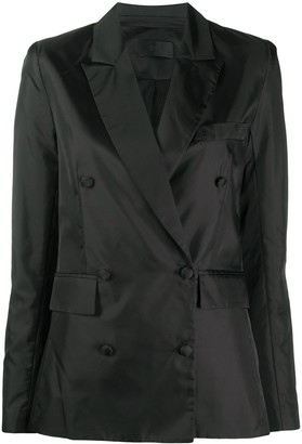 RtA Double-Breasted Tailored Blazer