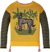 Scotch & Soda Intarsia Tassel Sweater