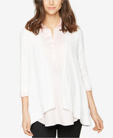 Isabella Oliver Maternity Open-Front Cardigan