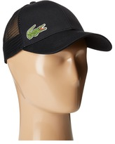 Lacoste Classic 5CM Croc Trucker Hat Caps
