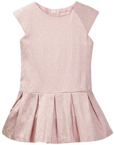 Kate Spade Shimmer Dress (Toddler & Little Girls)