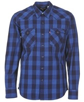 Levi's BARSTOW WESTERN Black / Blue