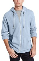 Threads 4 Thought Men's Sustainable Triblend Zip Front Hoodie