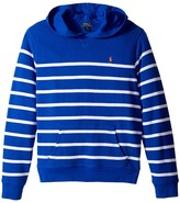 Polo Ralph Lauren Yarn-Dyed Atlantic Terry Pullover Hoodie (Big Kids)
