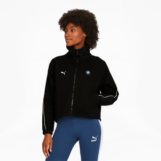 Puma BMW M Motorsport Women's Sweat Jacket