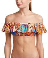 Nicole Miller Artelier Alejandra Bikini Top.
