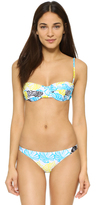 Milly Banana Leaf Maxine Underwire Bikini Top