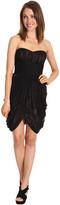 Max & Cleo Abby Knit Cocktail Dress