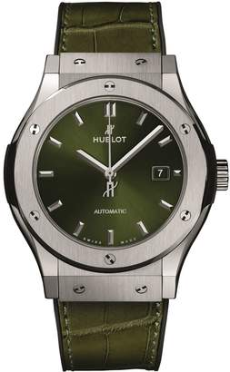 Hublot Classic Fusion Titanium Automatic Watch 42mm