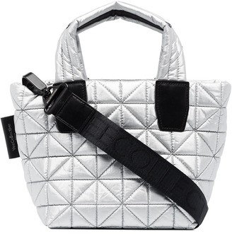 VeeCollective Quilted Mini Tote