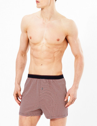 Marks and Spencer 3 Pack Pure Cotton Cool & Fresh Boxers