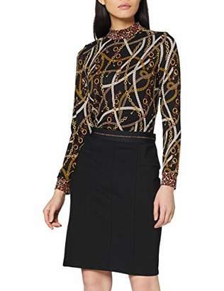 Taifun Women's 471125-16853 Long Sleeve Top,X-Small
