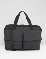 Rains Pace Satchel Bag In Black