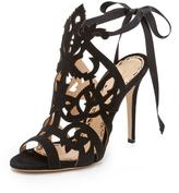 Marchesa Jessica Cutout Sandals