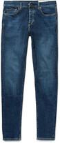 Rag & Bone One Skinny-fit Stretch-denim Jeans - Blue