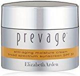 Elizabeth Arden Prevage SPF 30 Anti-Aging Moisture Cream Broad Spectrum Sunscreen, 1.7 Ounce