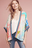 Blank Nikelle Quilted Kimono