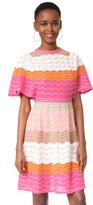 M Missoni Zigzag Dress