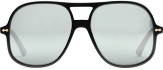 Gucci Aviator-Style Sunglasses