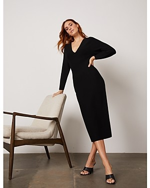 Bailey 44 Serena Dolman Sleeve Midi Dress