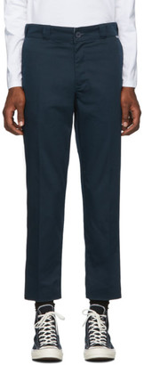 Dickies Construct Navy Union Trousers