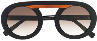 ZEUS + DIONE Spiral sunglasses