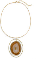 Nordstrom Agate Collar Necklace