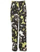 Alessandro Dell'Acqua Floral Trousers