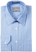 John W. Nordstrom Oxford Traditional Fit Dress Shirt